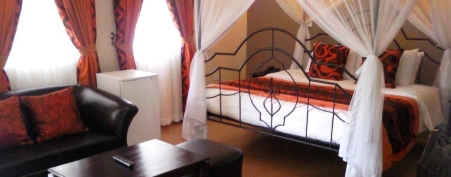 Margarita House - Master suite
