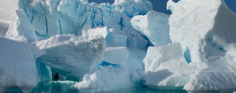 Antartico: Terra dei Pinguini e degli Iceberg - Antartico Icebergs