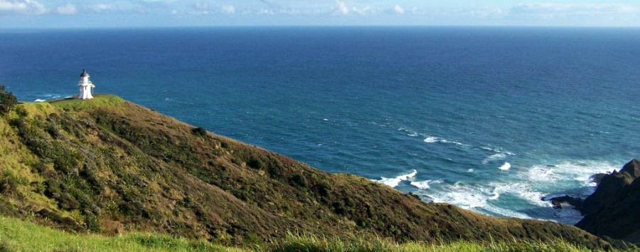 Fascinating New Zealand - New Zealand Cape Reinga