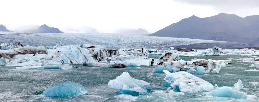 Reykjavik City Break - Iceland Jokulsarlon Glacial Lagoon © Reykajvik Excursions Kynnisferdir