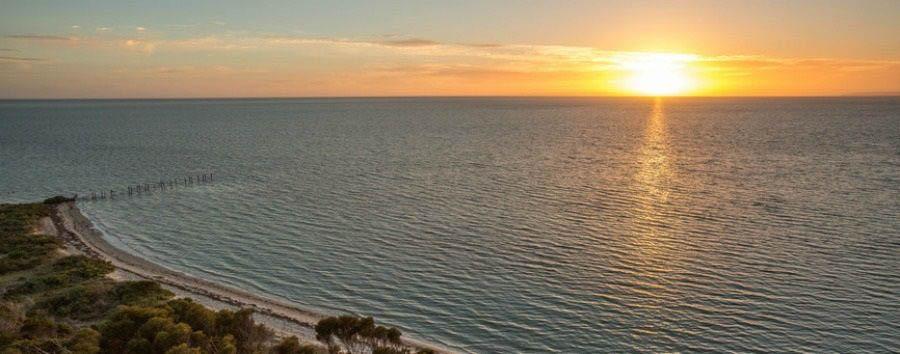 Mosaico australiano: Adelaide - Australia South Australia, Kangaroo Island, Bay of Shoals © Greg Snell/Tourism Australia