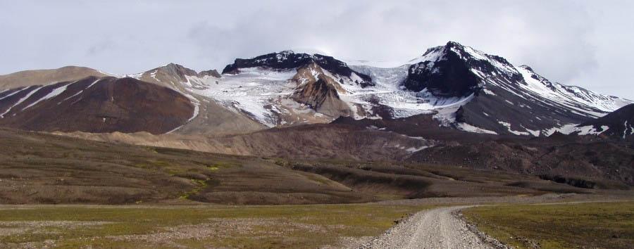 I miti dell'Est - Iceland Snaefell Volcano