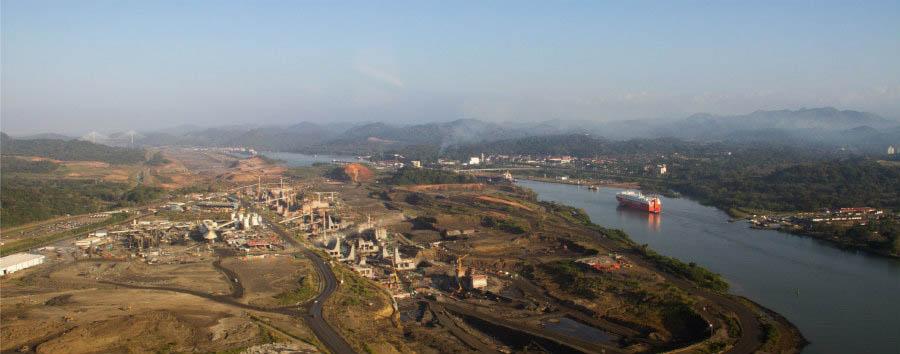 Panama City Stopover - Panama Panama City, The Canal's New Locks