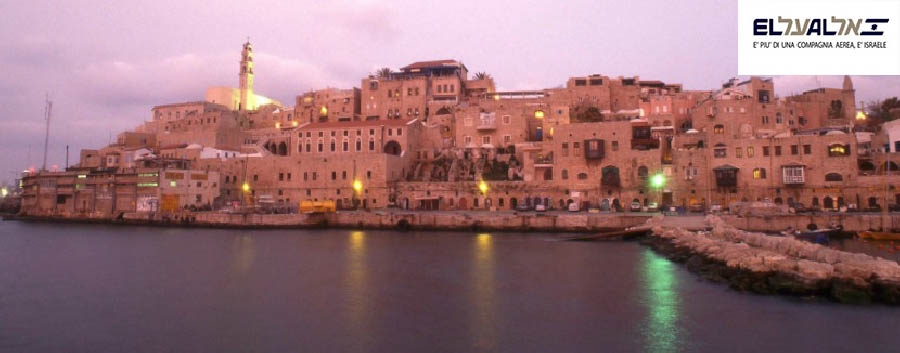 Natale in Israele - Israel Tel Aviv, Old Jaffa at Sunset