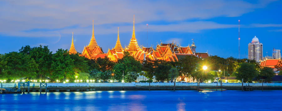 Alla scoperta della Thailandia - Thailand Royal Palace in Bangkok © apiguide/Shutterstock