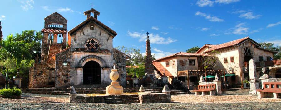 Alla scoperta della Repubblica Dominicana - Dominican Republic Ancient village Altos de Chavon, La Romana © photopixel/Shutterstock