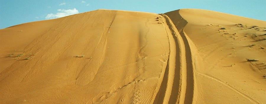 Le Dune di Khaluf - Oman Wahiba Sands