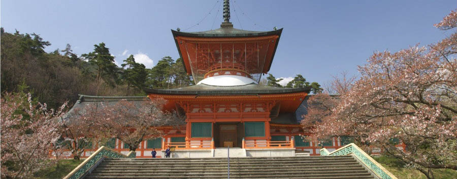 Hokuriku: il treno proiettile - Japan Nagano, Zenkoji Temple