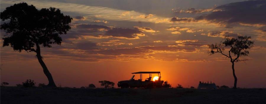 #solonatura - Botswana Savute Area, Sundowner