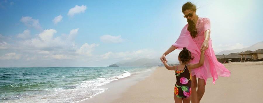 Fujairah, mare ad Al Aqah Beach - Fujairah Rotana Resort & Spa, Al Aqah Beach