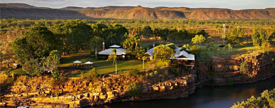 El+Questro+Homestead+-+The+Kimberly+Aerial+View+%C2%A9+Luxury+Lodges+of+Australia