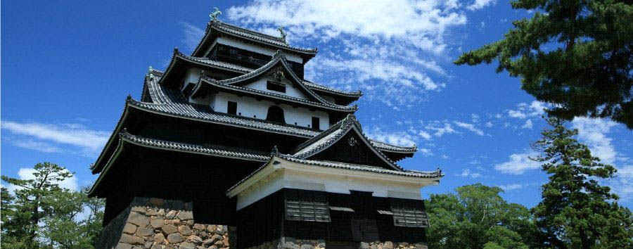 Japan - Matsue Castle