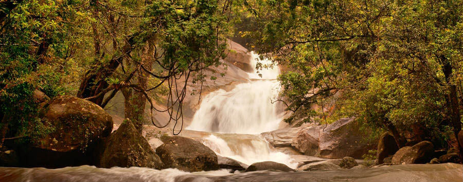 Fantastica Australia - Australia Queensland, Wooroonooran National Park  © AustralianCamera/Shutterstock.com