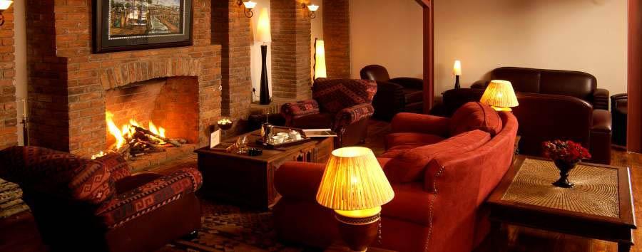 Arusha Coffee Lodge - Lounge