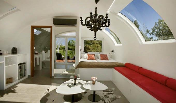 Entre Cielos, Limited Edition Wineyard Loft Interior - Argentina