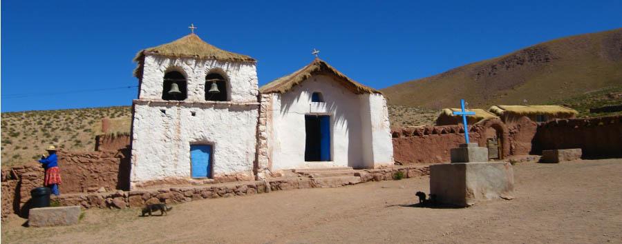 Mosaico cileno: Deserto di Atacama - Chile Atacama Desert: Machuca