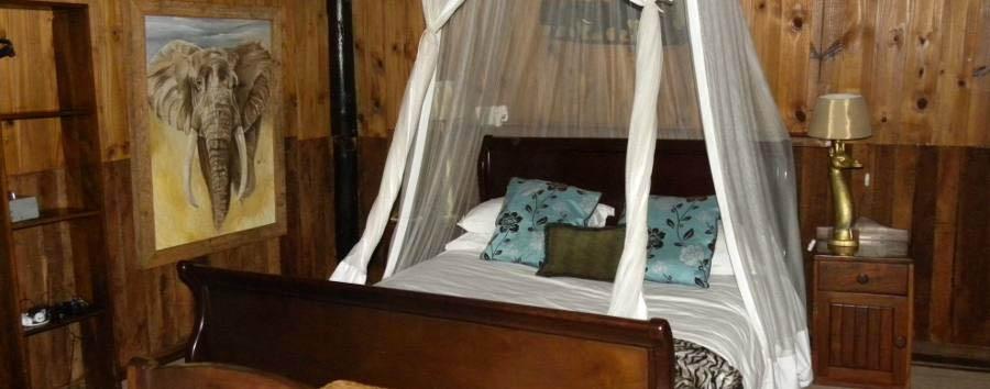 Ivory Safari Lodge - Room interior