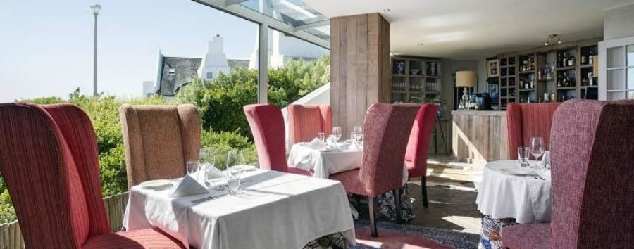 Abalone Guest House & Spa - Reuben's Restaurant