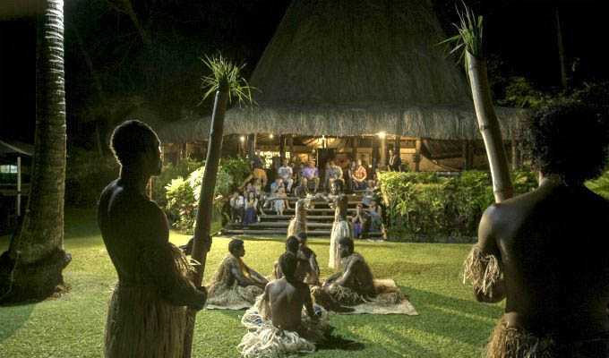 Qamea Resort & Spa, The Meke Ceremony - Fiji