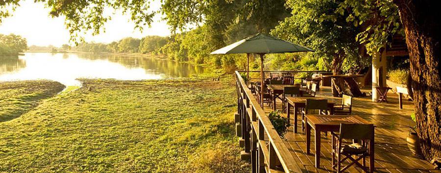 Kapani Lodge - Lagoon