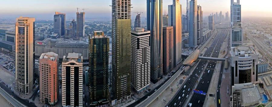 Enjoy Dubai - Dubai Skylines
