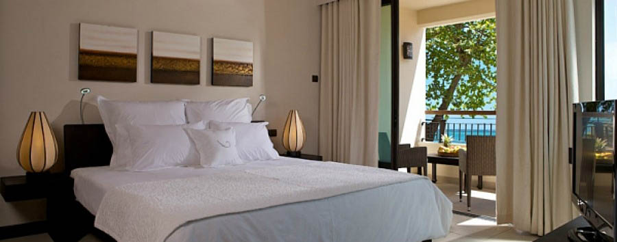Mauritius - Le Cardinal Exclusive Resort, Junior Suite Bedroom
