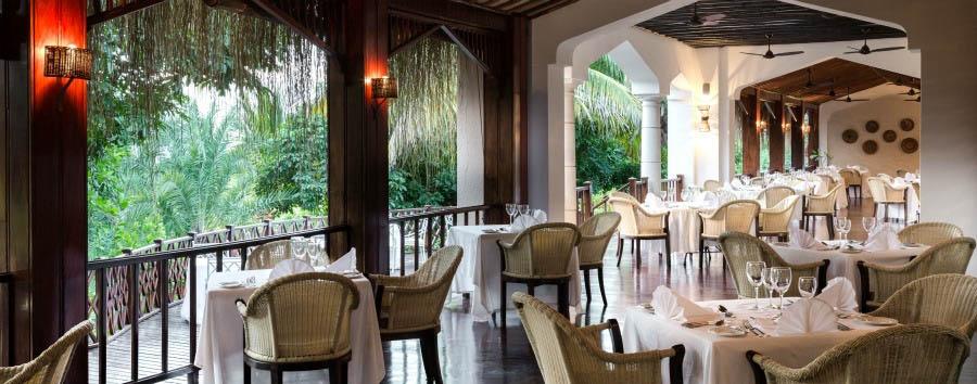 Anantara Bazaruto Island Resort & Spa - Golfinho Restaurant