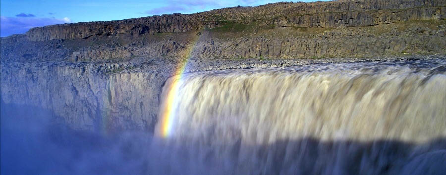 Iceland - Dettifoss Falls - Courtesy of Iceland Travel