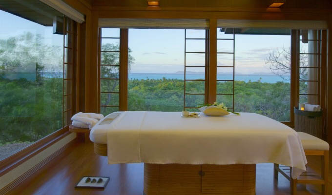 Amanpulo, Spa Treatment Room - Philippines