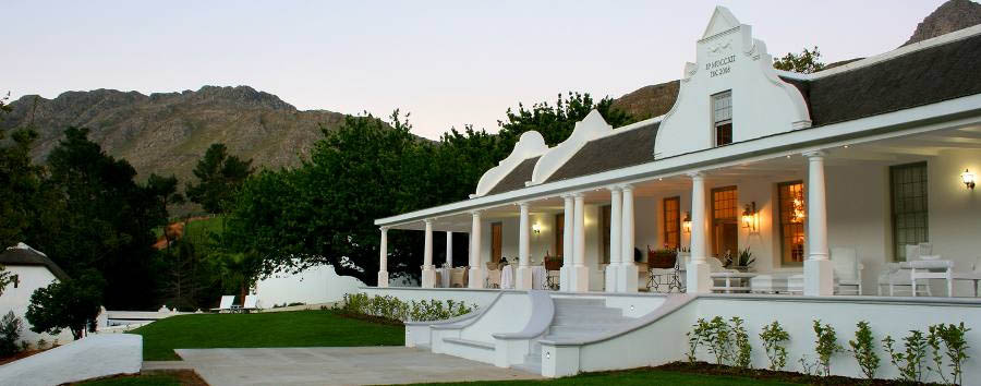 South Africa: The Secret Route 62 - South Africa  Grand Dèdale - Manor House veranda