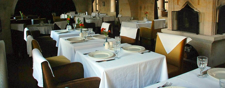 Yunak Evleri - Restaurant