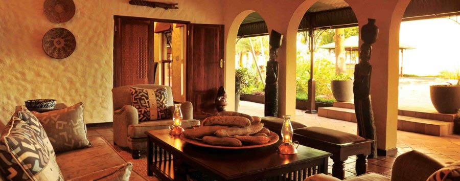 Bumi Hills Safari Lodge - Lounge