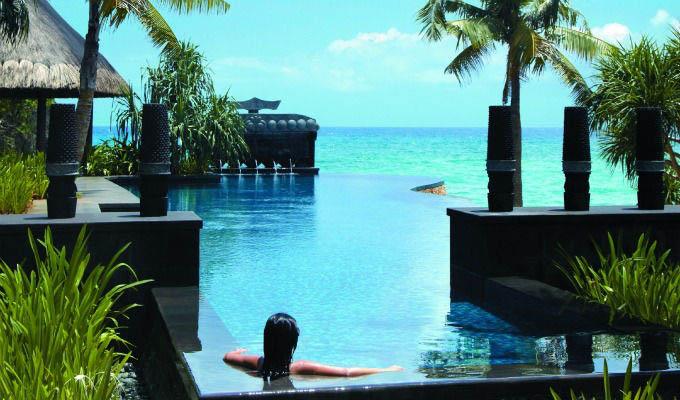 Shangri La's Boracay Resort & Spa, Infinity P - Philippines
