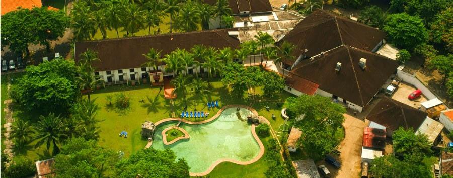 Miramar By Pestana - Aerial view