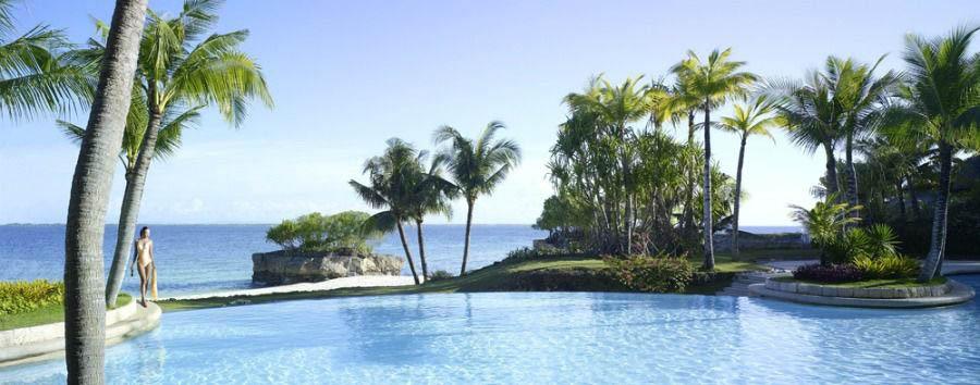 Mare a Cebu - Philippines Shangri La's Mactan Island Resort & Spa, Infinity Pool