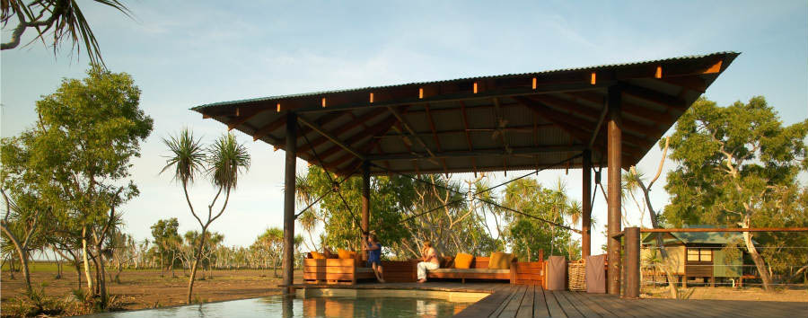 Bamurru+Plains+-+Pool+Deck+%C2%A9+Luxury+Lodges+of+Australia