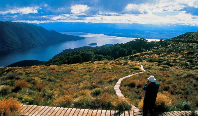 Fiordland, Kepler Track © Tourism New Zealand - New Zealand