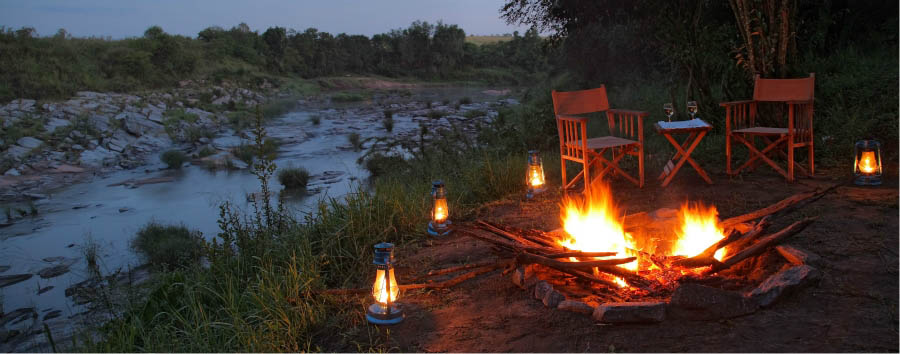 Little Naibor  - Your fireplace along the river