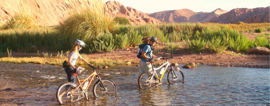 The Atacama Experience - Chile Alto Atacama Hotel, Mountain bike escursion