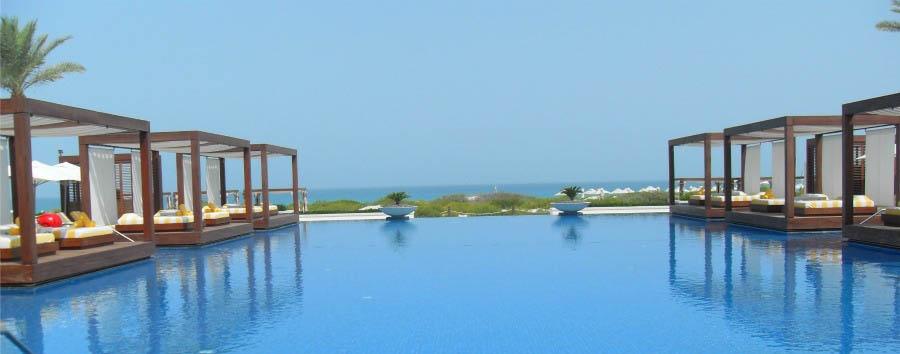 Abu Dhabi à la carte - Abu Dhabi Saadiyat Beach Club