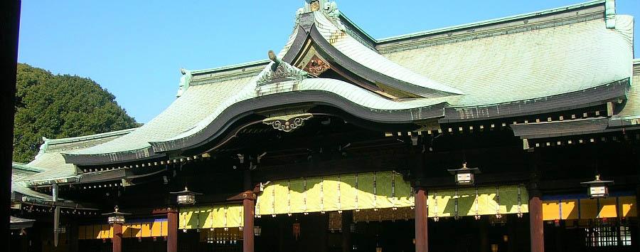 Beautiful Tohoku - Japan Tokyo - Meiji Sanctuary