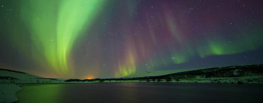 Reykjavik City Break - Iceland Northern Lights © Reykajvik Excursions Kynnisferdir