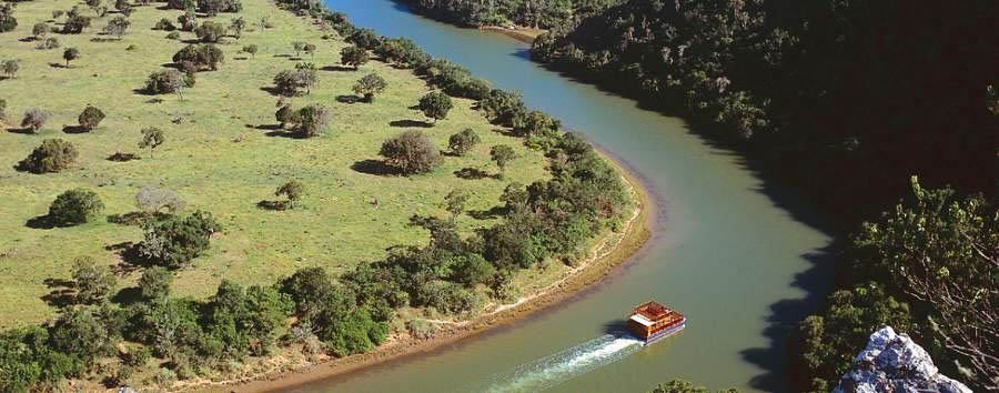Ukhozi+Lodge+-+Boat+excursion