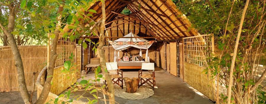 Luwi Bush Camp - Chalet