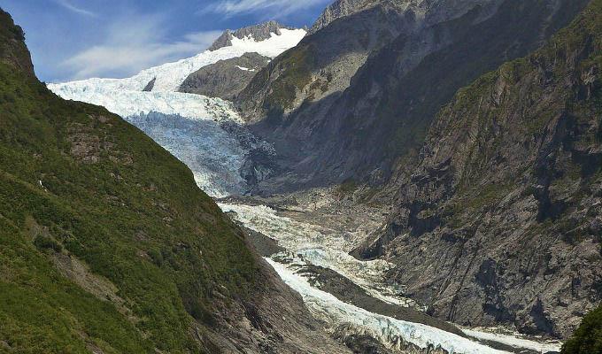 Franz Josef Glacier © Jörg Hempel - New Zealand