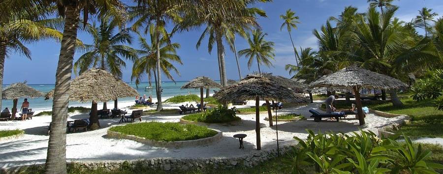 Breezes Beach Club & Spa Zanzibar - Bweeju - Paje Beach View