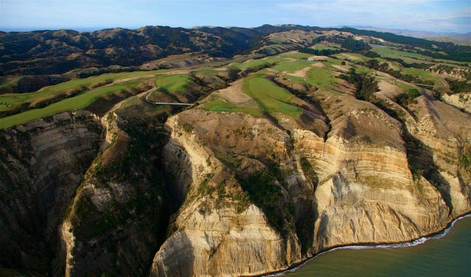 The Farm at Cape Kidnappers, Golf Course - New Zealand