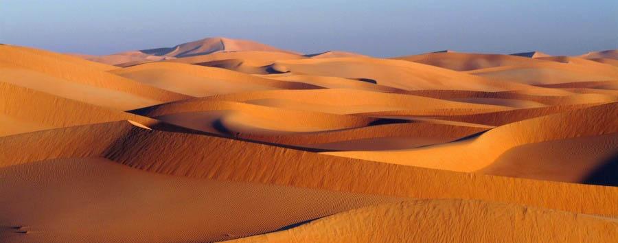 L'essenza dell'Oman - Oman Wahiba Sands © Khalil Al Zadjali