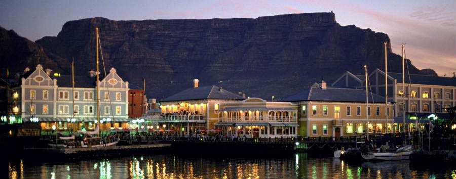 Sudafrica con golf a Leopard Creek - South Africa Cape Town Waterfront