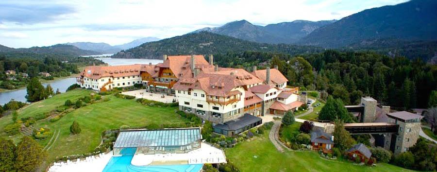 Llao Llao Resort - Hotel Exterior